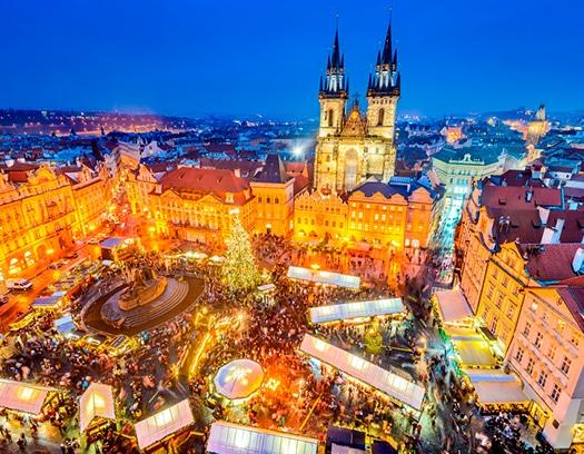 Praha-hotels